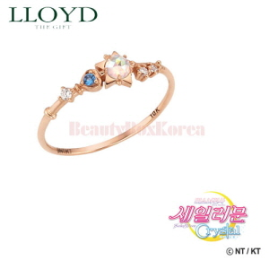LLOYD Sailor Mercury Ring 1ea LRT18062T [LLOYD x Sailor Moon]